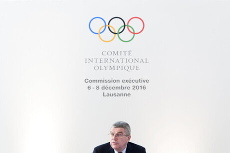 Switzerland IOC Executive Board