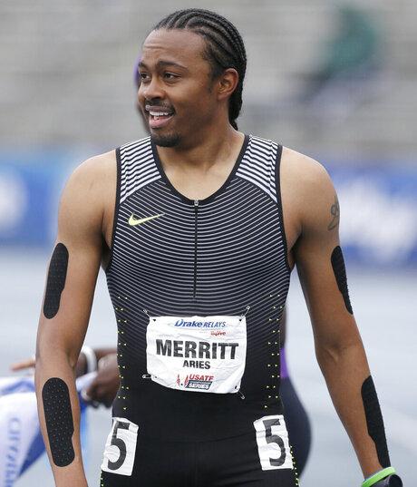 Aries Merritt