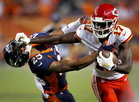 APTOPIX Chiefs Broncos Football