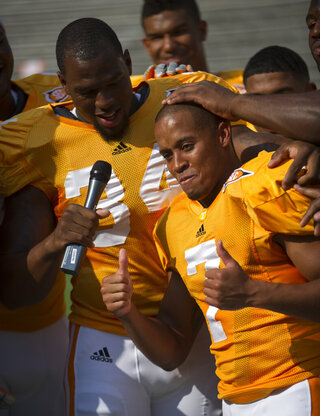 Tennessee Football Media Day