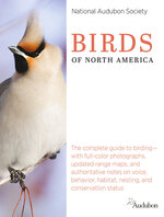 """This cover image released by Knopf shows """"Birds of North America,"""" by the National Audubon Society. (Knopf via AP)"""