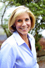 FThis Sept. 2019 handout photograph provided by Lynn DiZazzo shows Lynne Blankenbeker, Republican candidate for New Hampshire's 2nd Congressional District. (Lynn DiZazzo photo via AP)