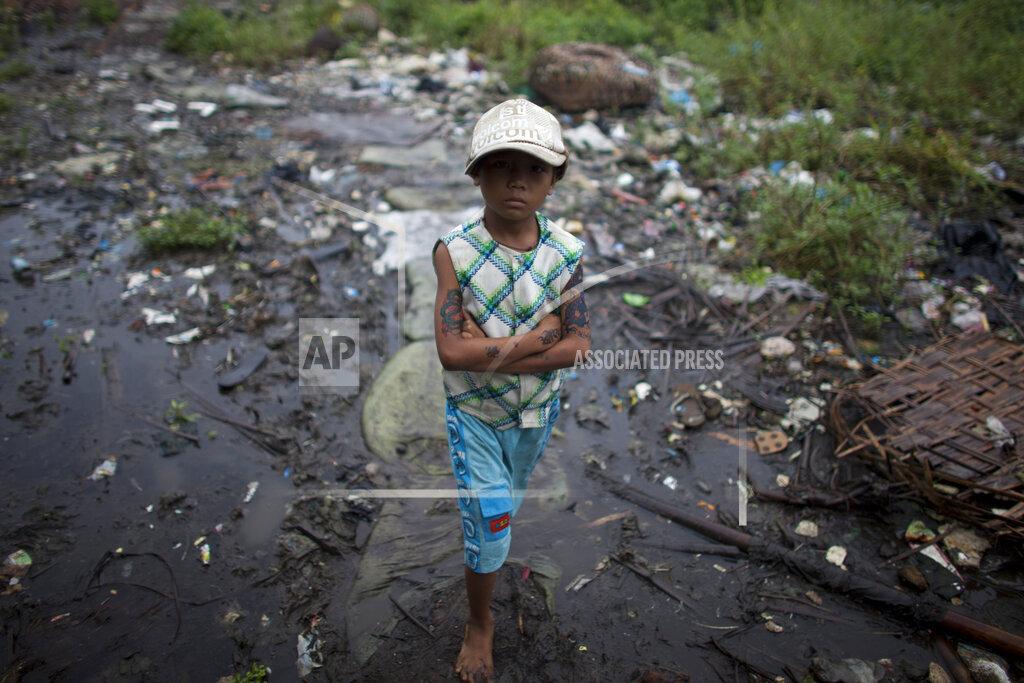 APTOPIX Myanmar Daily Life