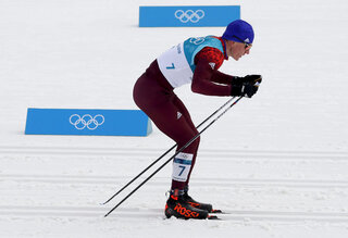 Pyeongchang Olympics Cross Country Men