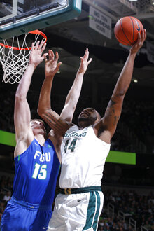 Florida Gulf Coast Michigan St Basketball