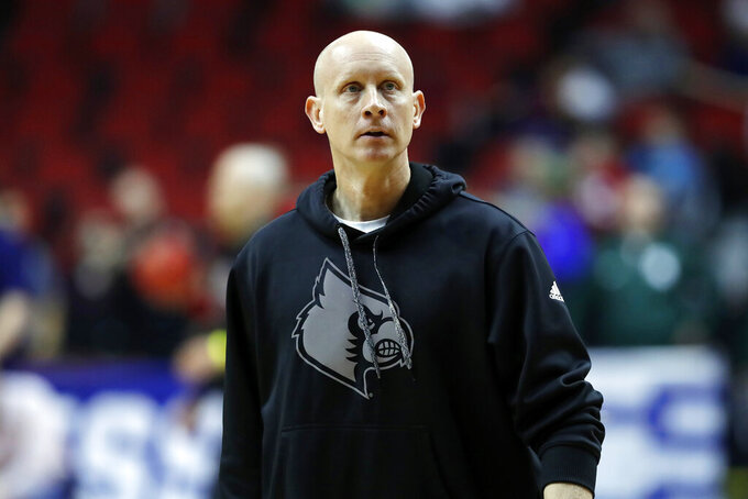 Louisville, Chris Mack back in NCAAs sooner than expected