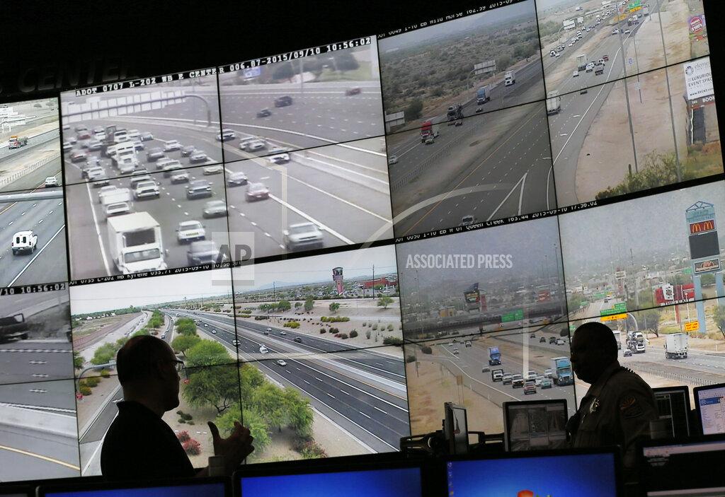 Freeway Shootings Phoenix