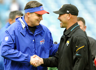 Doug Marrone, Gus Bradley