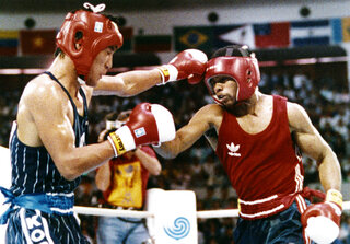 Tim Dahlberg Pros Boxing Olympixs