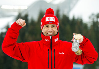 Pyeongchang Olympics Biathlon King of Biathlon