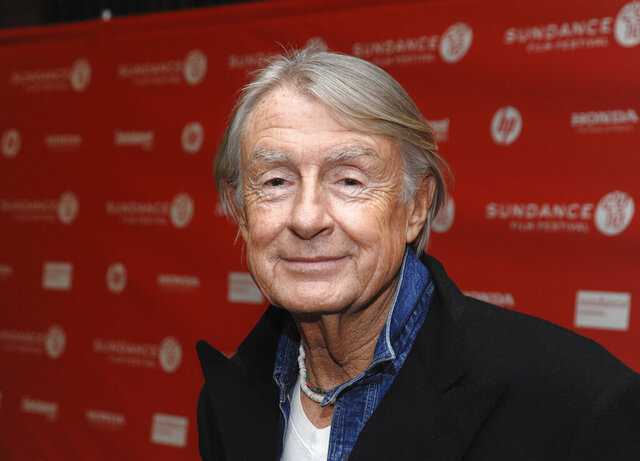 FILE - In this Jan. 29, 2010 file photo, director Joel Schumacher attends the premiere of