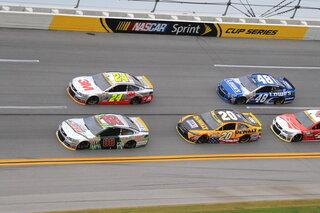 Dale Earnhardt Jr, Jeff Gordon, Matt Kenseth, Jimmie Johnson