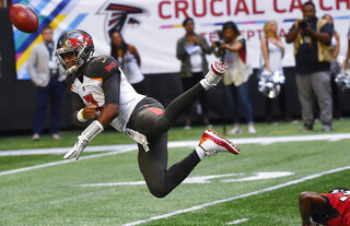 Buccaneers Falcons Football