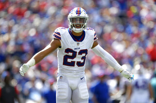 Bills Hyde Football