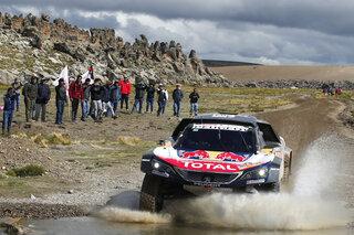 Peru Bolivia Dakar Rally