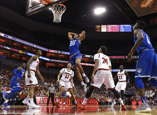 Seton Hall Louisville Basketball