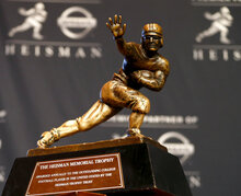 Heisman Trophy Football