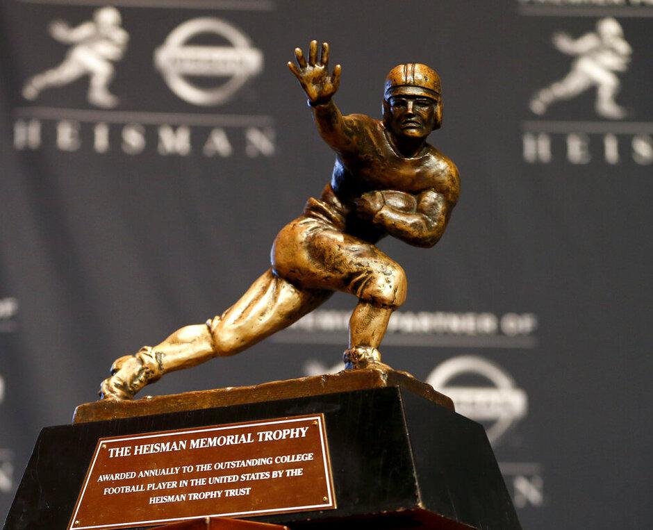 Heisman Trophy Football