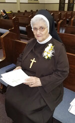 Sister Mary Jeanine Morozowich