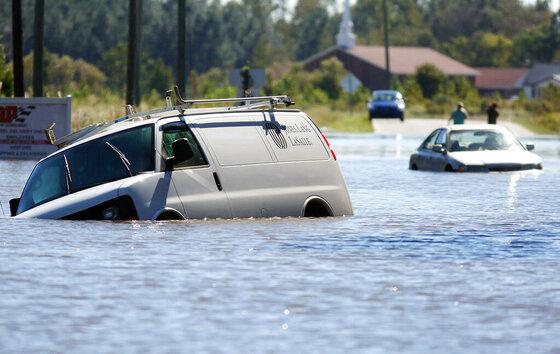 Hurricane Matthew-North Carolina