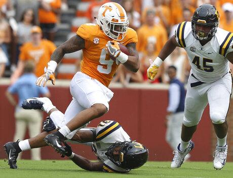 ETSU Tennessee Football
