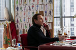 """This image released by Netflix shows Ewan McGregor in a scene from """"Halston,"""" premiering Friday. (Atsushi Nishijima/Netflix via AP)"""