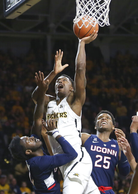 UConn Wichita St Basketball