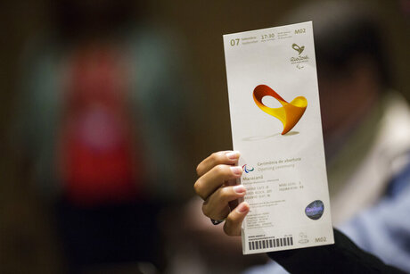 Brazil OLY Tickets
