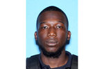 This photo provided by the Dallas County, Ala., District Attorney's office shows Police Officer Marquis Moorer, who authorities said was shot to death in Selma, Ala., on Tuesday, July 27, 2021. (AP Photo/Dallas County District Attorney's Office)