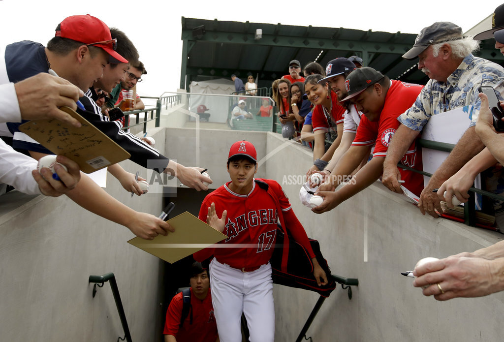 Angels Preview Baseball