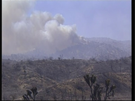 US Wildfires
