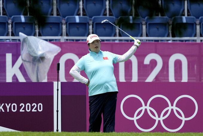 Korda sisters together in Olympic golf against strong field