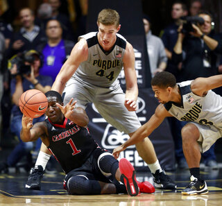 Derail Green, Isaac Haas, P.J. Thompson