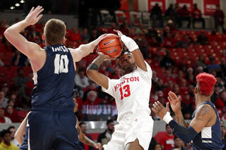 Utah St Houston Basketball