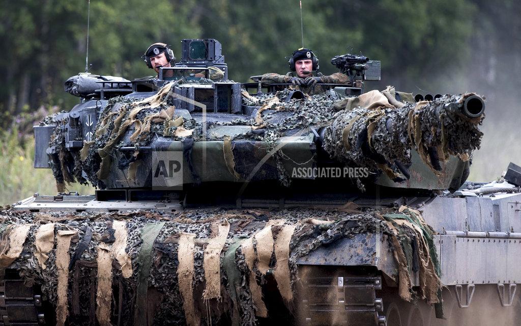 Lithuania NATO Netherlands