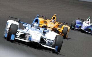 Tony Kanaan, Marco Andretti