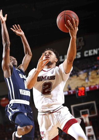 George Washington UMass Basketball