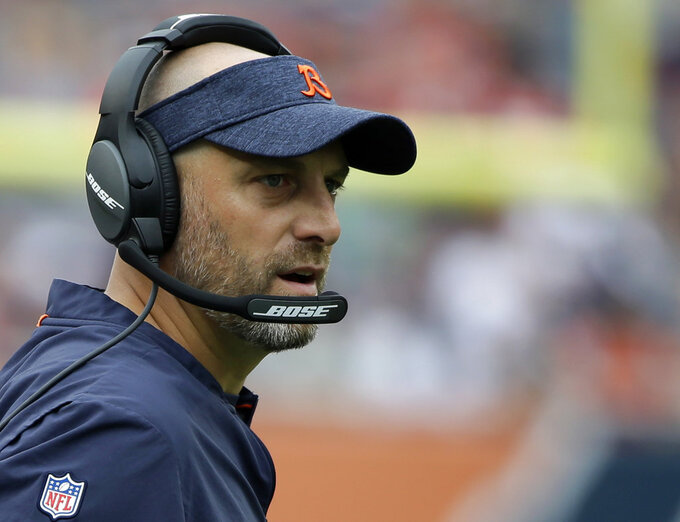 For Nagy, playoff run with Bears comes after long rise