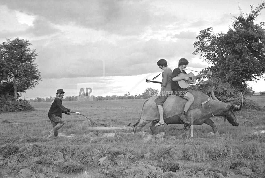 Watchf AP I   LAO APHS421638 Vientiane Laos 1968