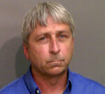 FILE - This booking photo provided by the Glynn County Sheriff's Office shows William