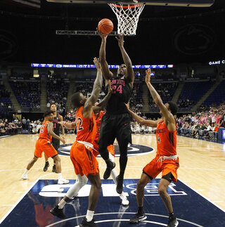 Virginia Tech Penn St Basketball