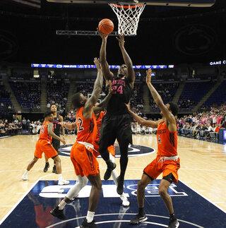 Virginia Tech Penn St Basketball