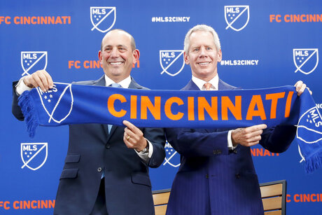 Don garber, Carl Lindner III