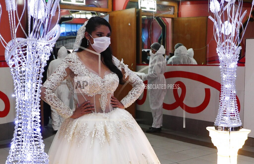 Virus Outbreak Bolivia