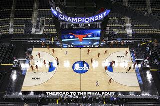 NCAA Texas Basketball