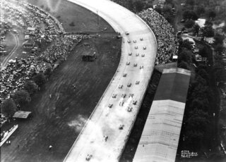 Indy 500 1926 Countdown Race 14 Auto Racing
