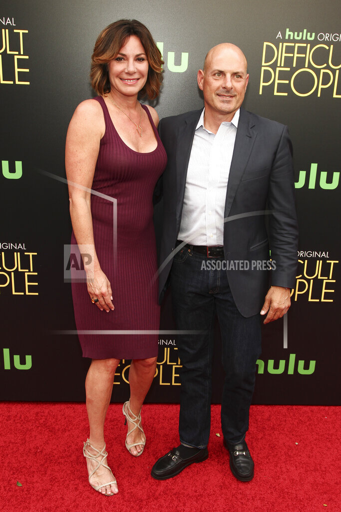 """inVision Andy Kropa/Invision/AP A ENT NY USA INVW NY Premiere of Hulu's """"Difficult People"""""""