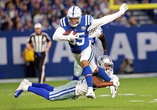 APTOPIX Cowboys Colts Football