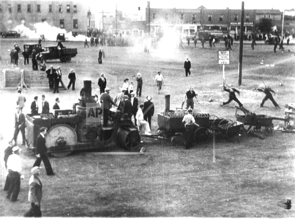 Watchf AP I   CAN APHS126557 The Great Depression Canada Riots