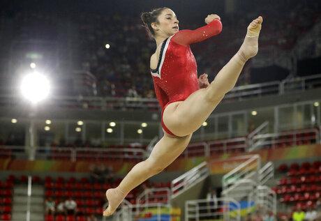 Rio Olympics Artistic Gymnastics Gala